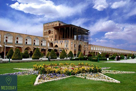 علي قابو - اصفهان