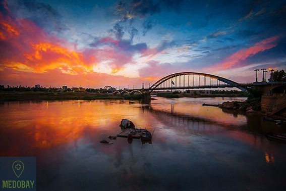 Ghadir Bridge - Ahvaz