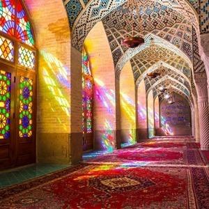 Nasir-ol-molk Mosque - Shiraz