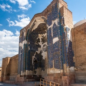 Blue Mosque Tabriz