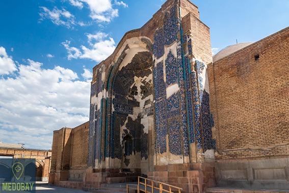 Blue Mosque Tabriz