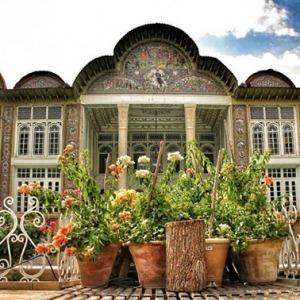 eram garden - shiraz