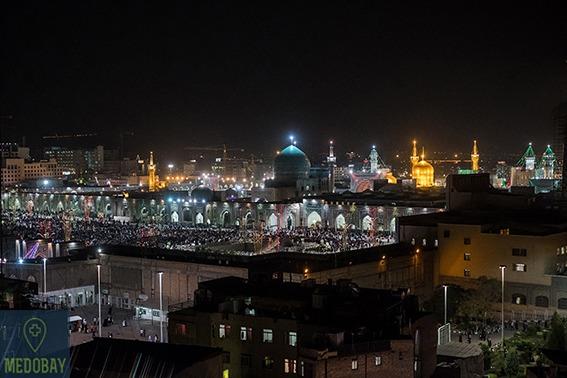 Imam Reza Shrine Mashhad