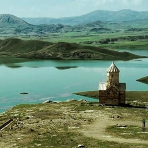 Chapel of Dzordzor - Maku - West Azerbaijan 1