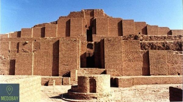 Chogha Zanbil - Khuzestan