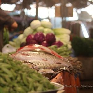 Karun River Side Market