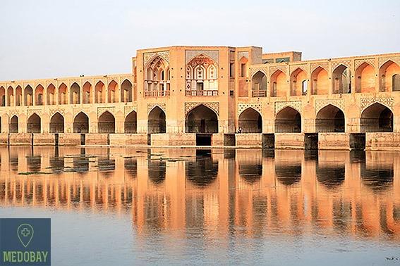 جسر خاجو - اصفهان
