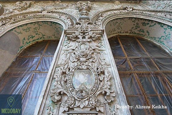 Masoudieh Palace - Tehran