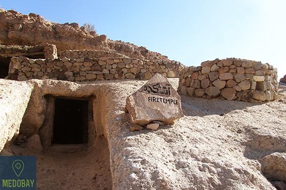 قرية ميماند - كرمان