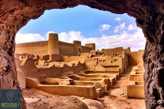 قلعة رايان - كرمان