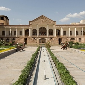 Amit Nezam House in Tabriz