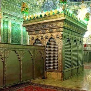 hah cheragh holy shrine shiraz