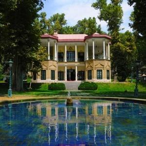 Ahmad Shahi Pavilion - Tehranكوشك احمد شاهى - طهران