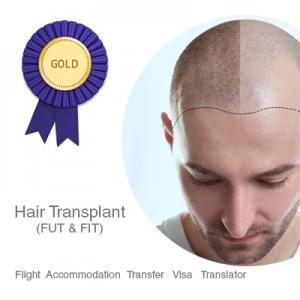 Hair Transplant Gold