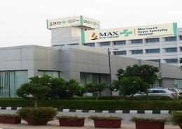 Max Saket City Hospital