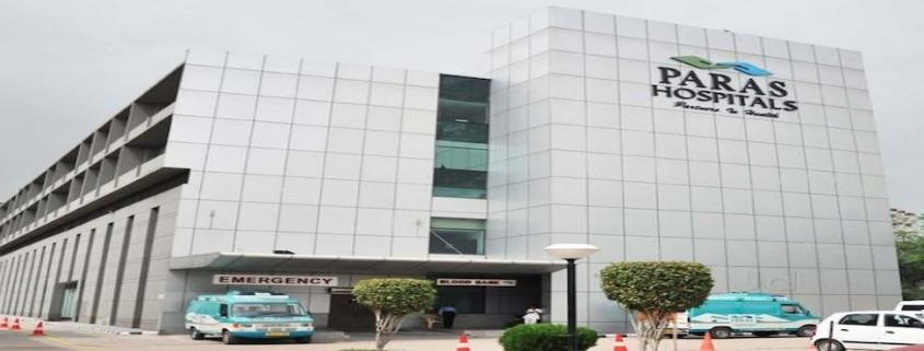 Paras Hospital - Gurgaon