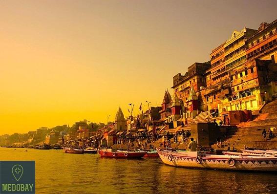 Varanasi-Peace seeker