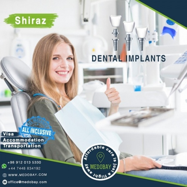 Dental Implant Shiraz Package