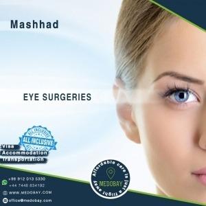 Eye Surgery Mashhad