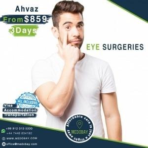 Eye surgery Package Ahvaz