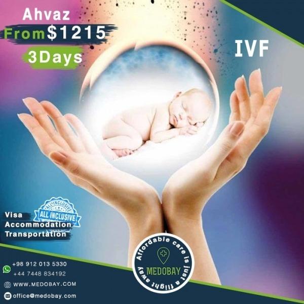 IVF Fertility Ahvaz Package