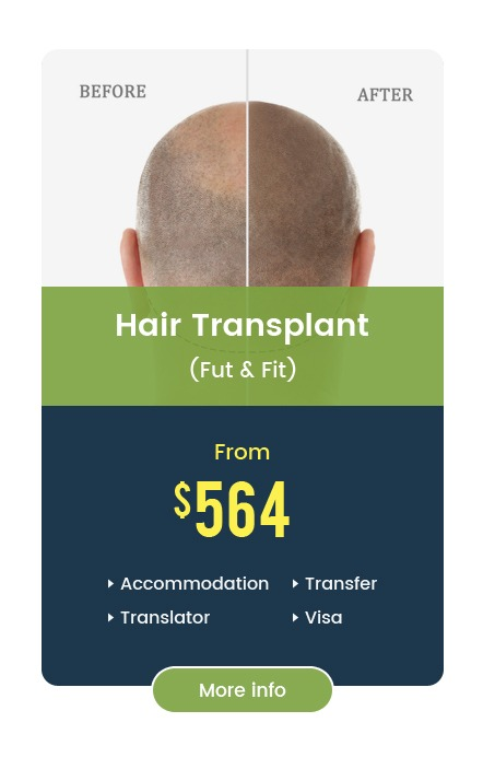 Hair Transplant Packages